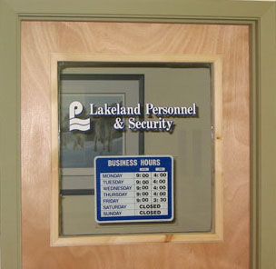 Lakeland Personnel & Security